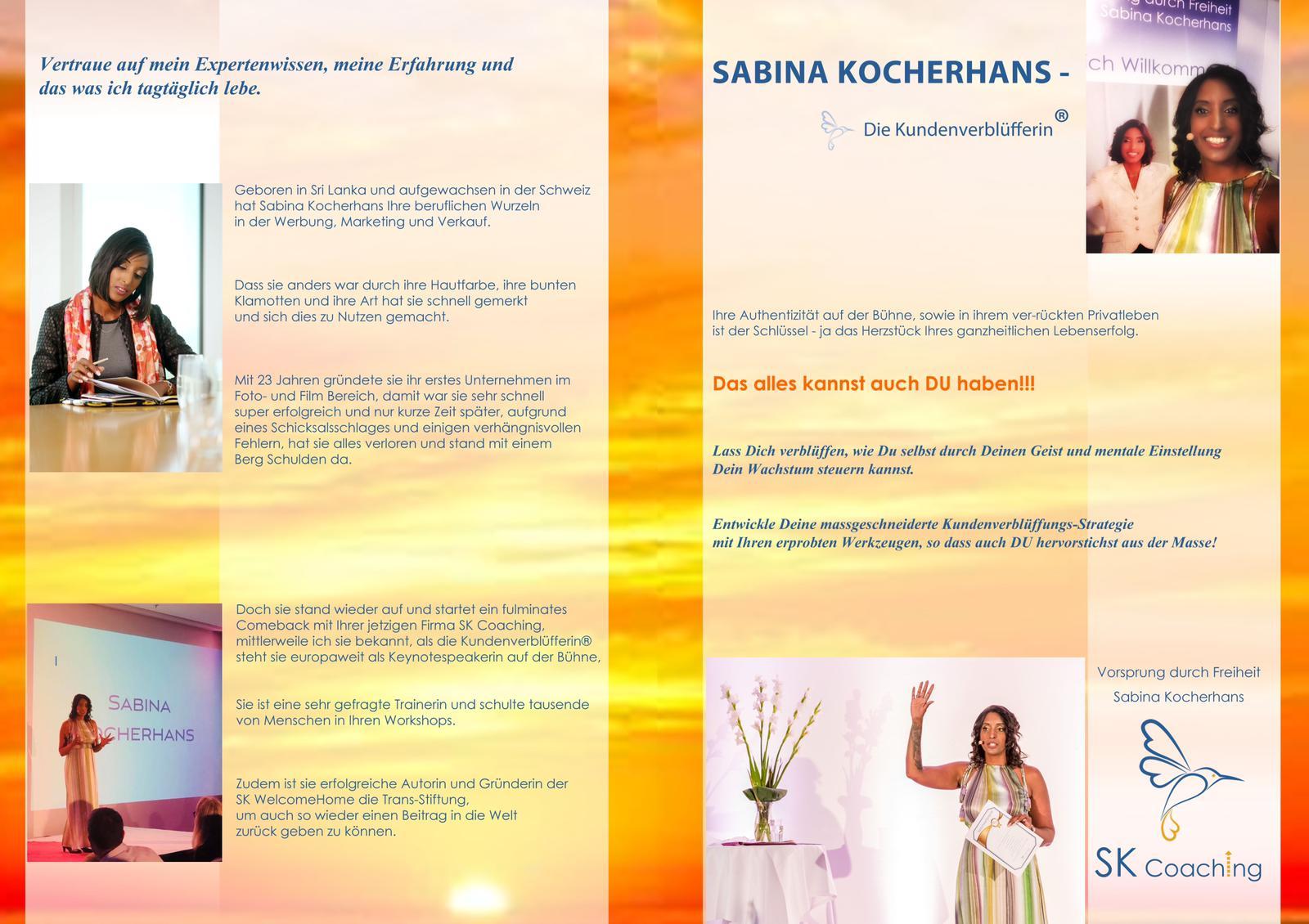 """Seite 4 des Flyer """"VerblüffungsCoach""""-Abonnement"""
